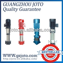 2014 high performance stainless steel vertical electric Multistage centrifugal water pump