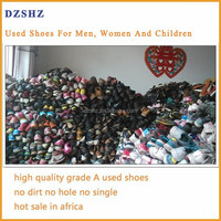 2014 hot sale in Africa second hand shoes used sneakers with good quality cheap price