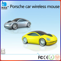 VMW-14 Fashion Sport Car shaped Wireless mouse optical 2.4Ghz computer mouse
