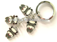 custom metal keychain with cheap price and fast delivery