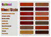 Coffee colored Wood stain deco paint furniture coating China top 5 Brands