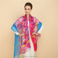 HD446 785-2 korean silk scarf summer dresses wholesale shawl and scarves supplier alibaba china