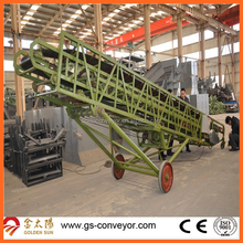 Automatic trailer/van/truck/container loading and unloading conveyor parts