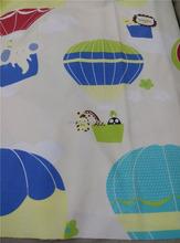 soft printed fabric 100% cotton fabric sofa fabric for curtain sofa