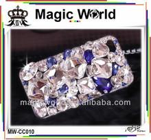 2013 new arrival diamond bling case for blackberry bold 9700