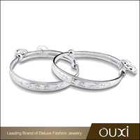 OUXI factory direct sale 925 sterling silver sexy bangle
