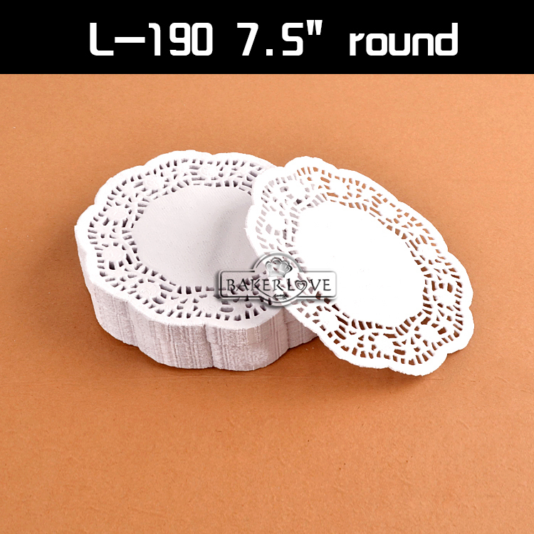 colored paper doilies for sale 8 lace doilies - 500/case 8 lace made out of a sturdy paper material, these doilies will last through your event while maintaining their color white.