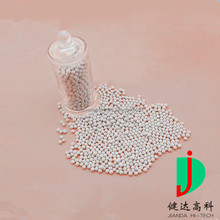 manufacture of molecular sieve 3A for gas dehydration