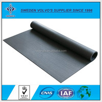 Weather Resiatant Large Rubber Mat in Basketball Ground Covers