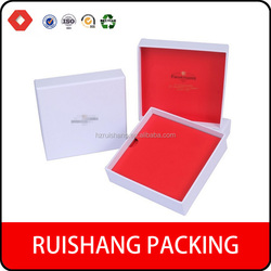 OEM logo velvet jewelry box set custom gift paper jewelry packaging box