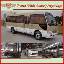 25 Seats Mini Toyota Hiace Bus Color