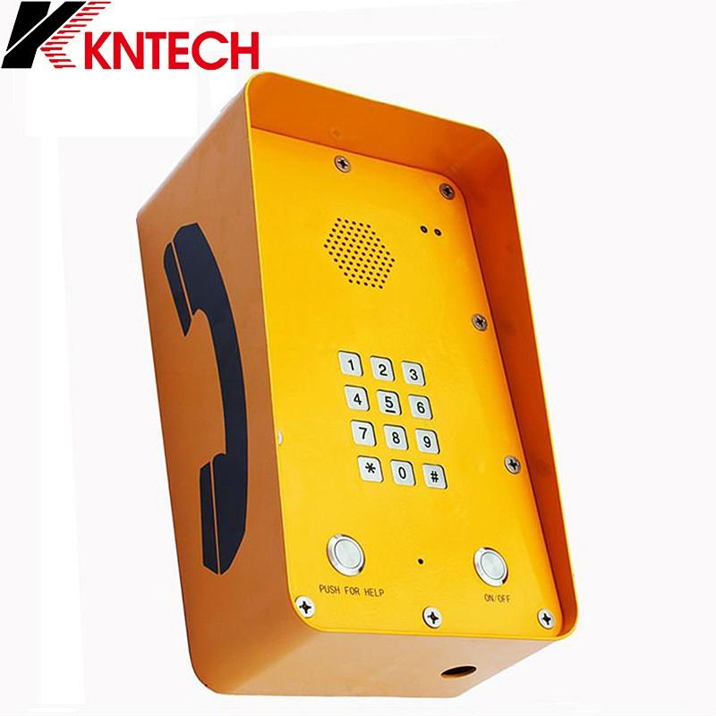 Auto dail Emergency phone weatherproof phone Vandal resistant automatic  KNSP-09A23 (2).jpg