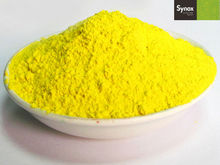 lemon chrome yellow iron powder