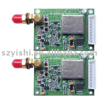 433 Mhz RF módulo, 3 Km transceptor de datos inalámbrica