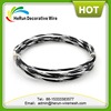 HR 2mm black diamond aluminum wire making jewelry