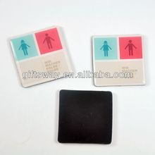 Factory price craft-good quanlity eco-friendly epoxy fridge magnet for promotion