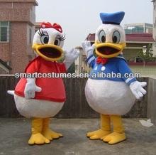 peluche eva materiale per adulti personaggio dei cartoni animati paperino costume paperino mascotte