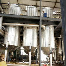 Environmental Used Plastic Refining Oil Plant