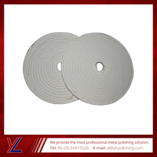 High quality and best service treated cotton cloth buff wheel