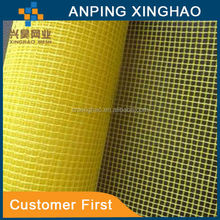 fiberglass mosaic tile mesh netting/ resin coated fiberglass mesh