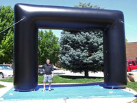 Hot decoration inflatable balloon arch