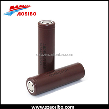 Battery 18650 electric power tools lg hg2 hot selling battery 18650 3000mah hg2 battery
