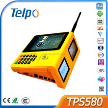 Telpo New Products A9 Quad Core Android 4.2 NFC Pos Terminal TPS580