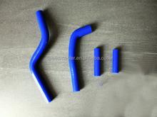 Motorcycle silicone radiator hose kits for Yamaha YZ125 YZ 125 2003-2008 2004 2005 2006 07 03-08
