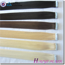 Super Tape Popular Double Drawn Top Quality Wholesale Brazilian Two Toned Tape In Extension