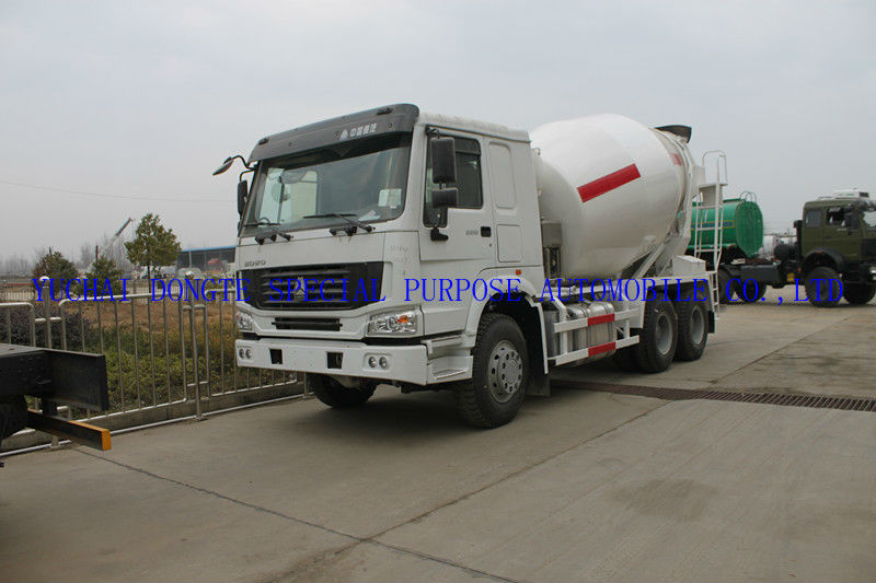 howo 6x4 concrete mixer truck,sinotruk concrete mixer truck