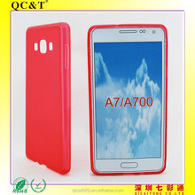 Top sale TPU case cover for Samsung A7 factory in Guangzhou