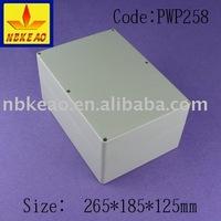 plastic box wall mount
