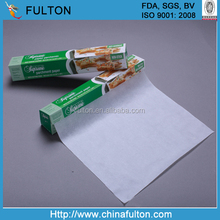baking paper sheets silicon baking parchment paper for making steaker