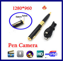 Digital Super Slim Pen Camera, Pen Camera DVR, Video Pen support TF card