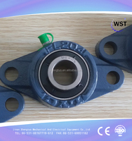 bearing house fl205 with insert bearing uc205