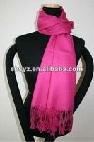 Lady Pashmina Solid colour shawl scarf