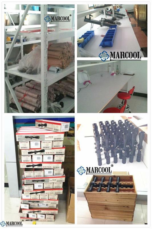 factory riflescope