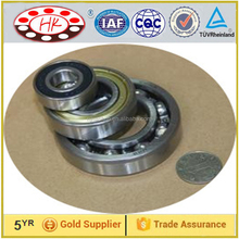 China Nanjing Factory High Quality Low Price 6205ZZ/2RS Stainless Steel deep Groove Ball Bearing
