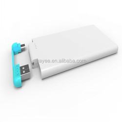 giveaway mini portable battery charger cell phone power bank