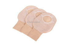 two pc ostomy bag for paediatrics colostomy bag with drainage