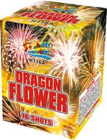 Party decoration, wedding decoration 16shots consumer cake fireworks