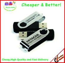 Shape customized USB stick with free logo printed usb memory stick