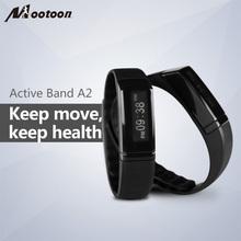 "Apexto A2 IP65 0.91"" Bluetooth V4.0 Smart Watch Wristband smart Bracelet Sport Sleep"