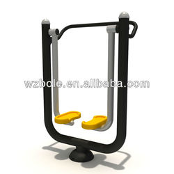 Best price galvanized steel outdoor fitness sports Air walker machine fitness exercise equipment gym equipment for body building