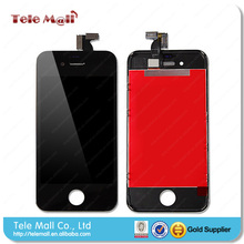 For iPhone 4S LCD Screen Display With Touch Screen Digitizer Assembly White Or Black Color