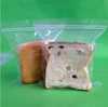 Clear PVC Ziplock Bags for Food Packaging