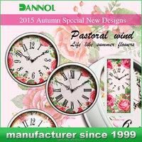 new products 2016 Pretty clock wedding decoration / wedding gift / wedding souvenirs