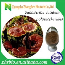 100% natural high quality ganoderma extract ,ganoderma lucidum extracts Polysaccharides