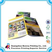 Custom high quality cheap hardback book printing