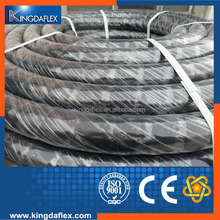 Wrapped cover high pressure concrete suction and delivery rubber hose